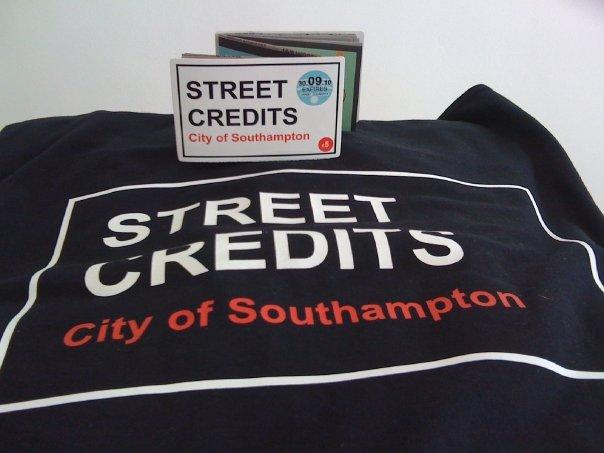 Street Credits Card