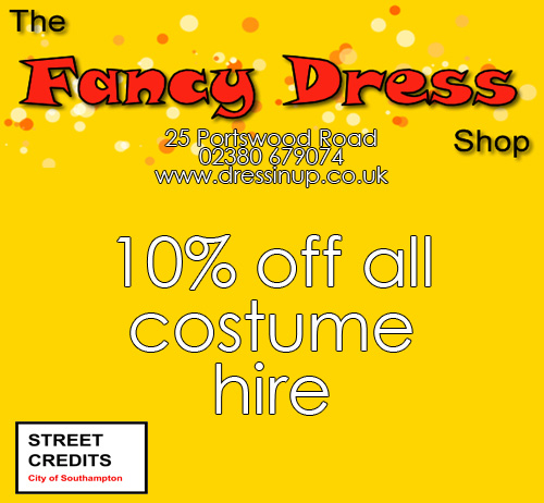 Fancy Dress Offer