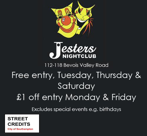 Jesters Offer