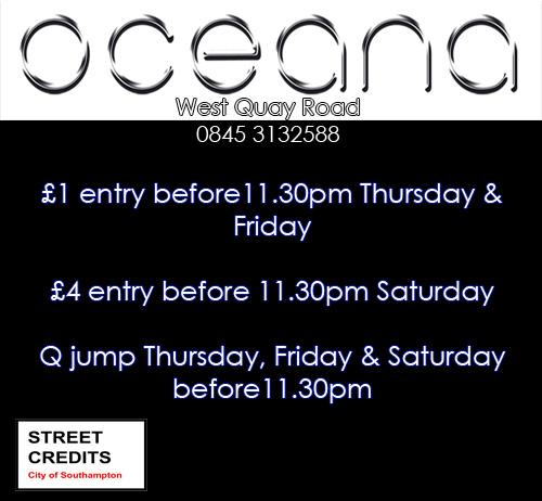 Oceana Offer