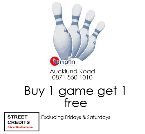 Tenpin Offer