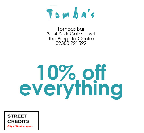 Tombas Offer
