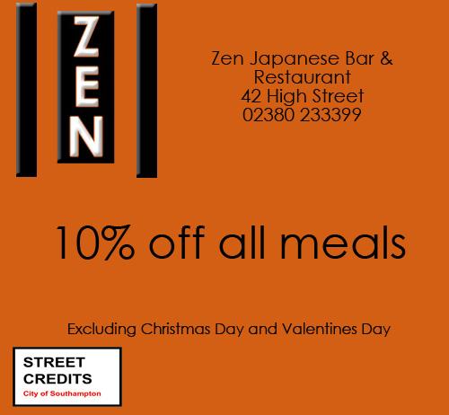 Zen Offer