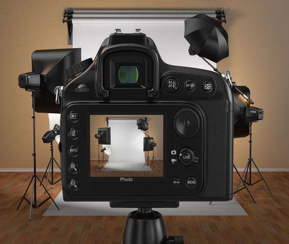 Studio Photography Equipment Southampton Hampshire
